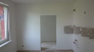 Rekonštrukcie bytov a bytových jadier - stierky